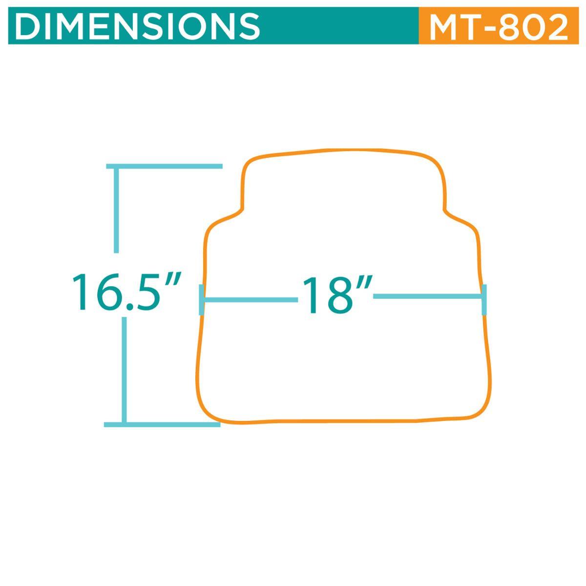 MT-802-BK
