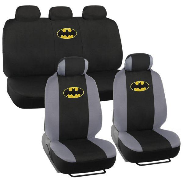 Batman Full Set Car Seat Covers