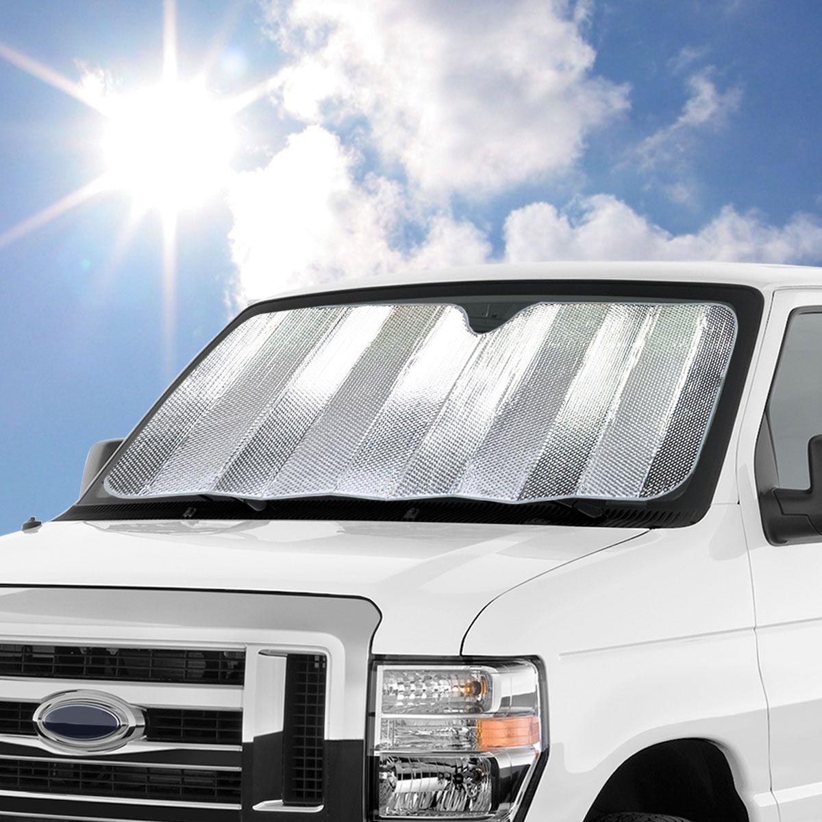 Bdk Windshield Sun Shade Standard Size Classic