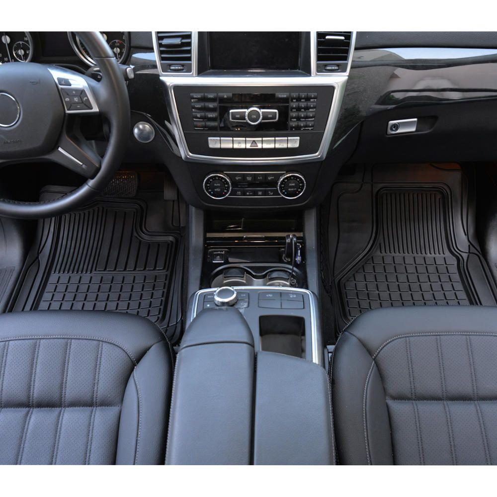Motor Trend Custom Fit Truck Floor Mats F 150 Silverdo