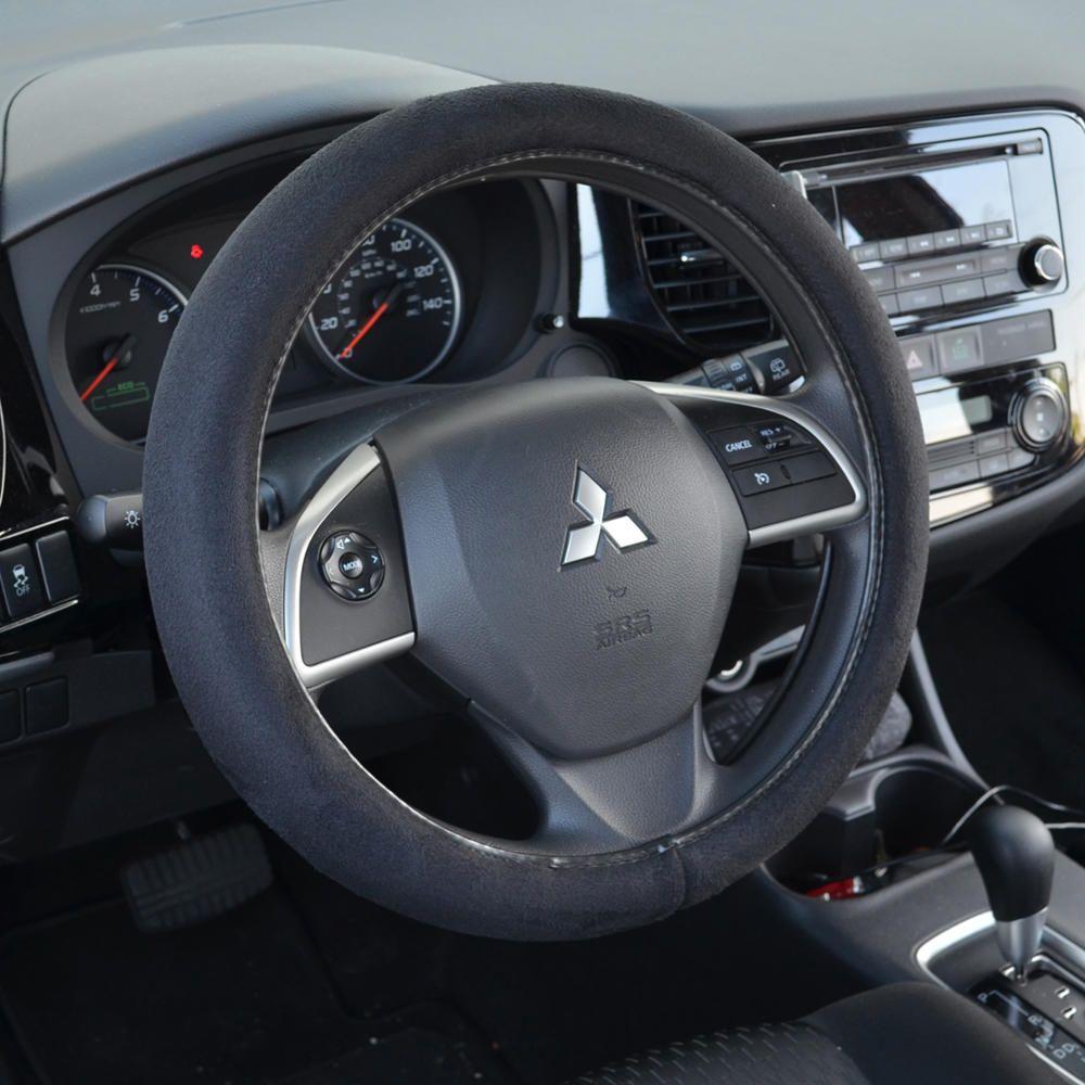 BDK Memory Foam Car Steering Wheel Cover