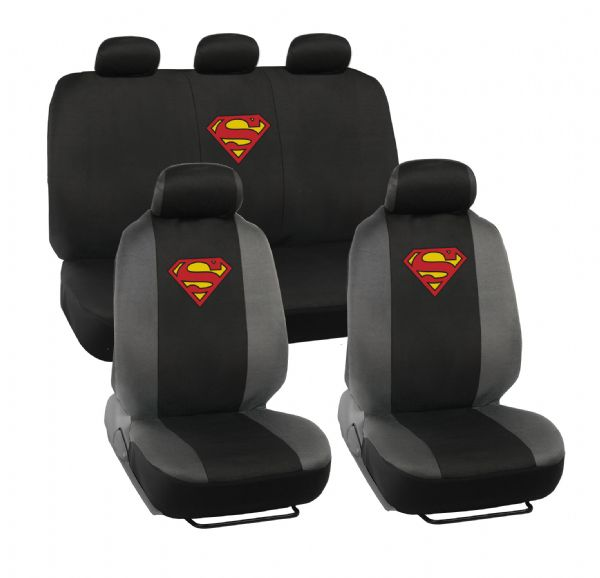 Character Car Seat Covers Velcromag